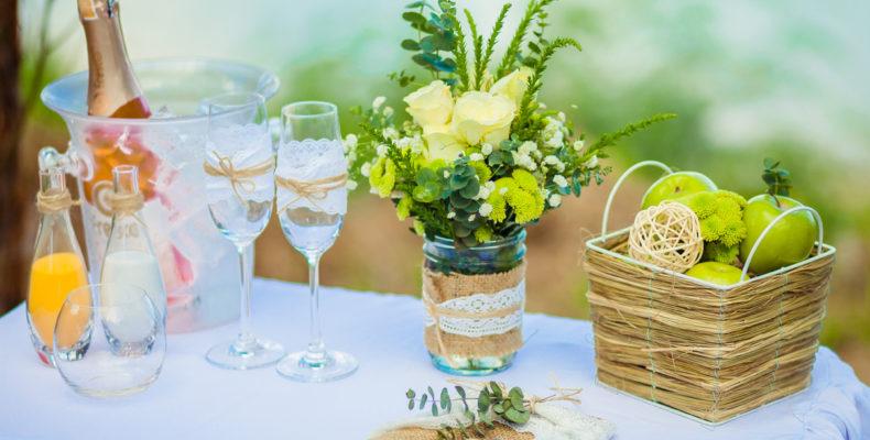 свадьба в стиле Рустик 6