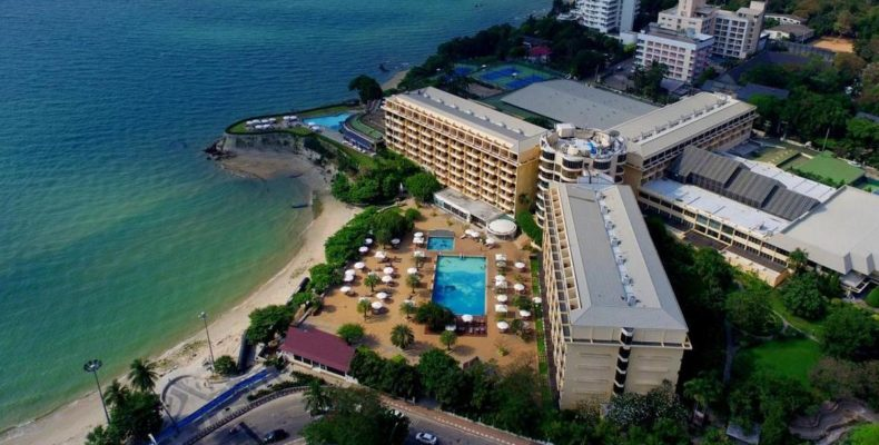 Dusit Thani Pattaya 1