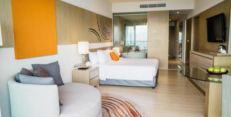 Mövenpick Siam Hotel Na Jomtien 1