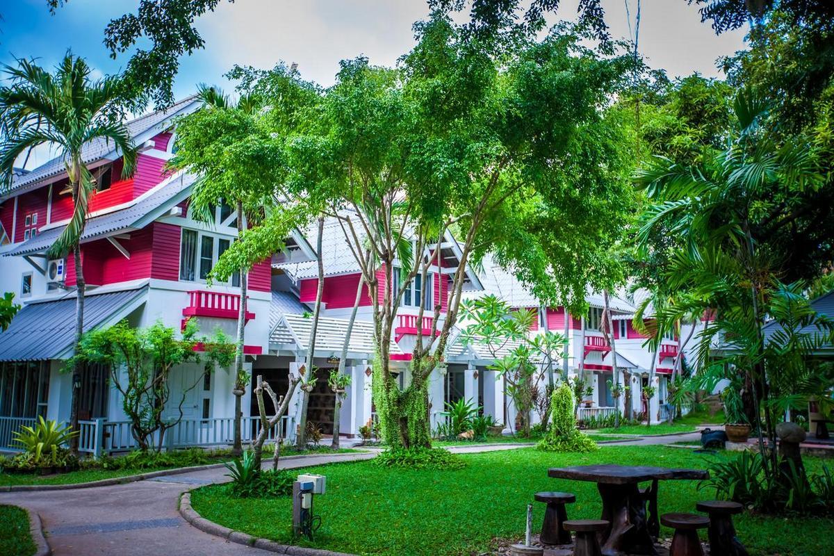 Отель натурал парк в паттайе фото условии, что