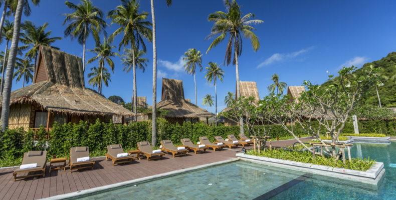 Phi Phi Island Village Beach 1