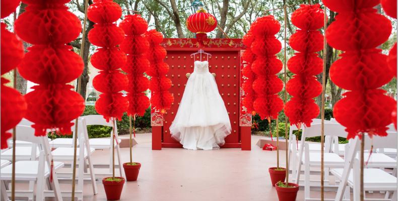 свадьба на хайнане 16