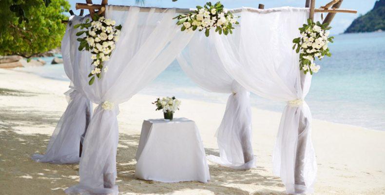 Свадьба в Raffles Praslin Resort 2