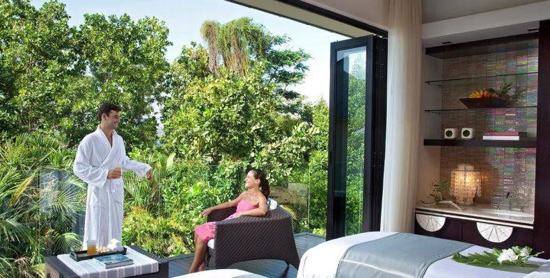 Свадьба в Raffles Praslin Resort 3