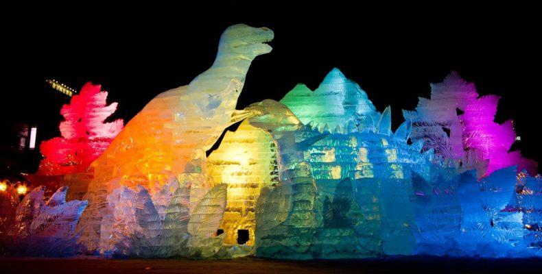 зимний фестиваль в Саппоро 6
