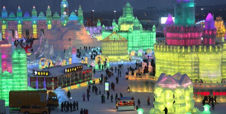 зимний фестиваль в Саппоро 7