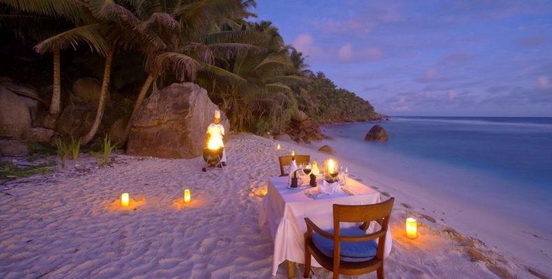 свадьба Fregate Island 1