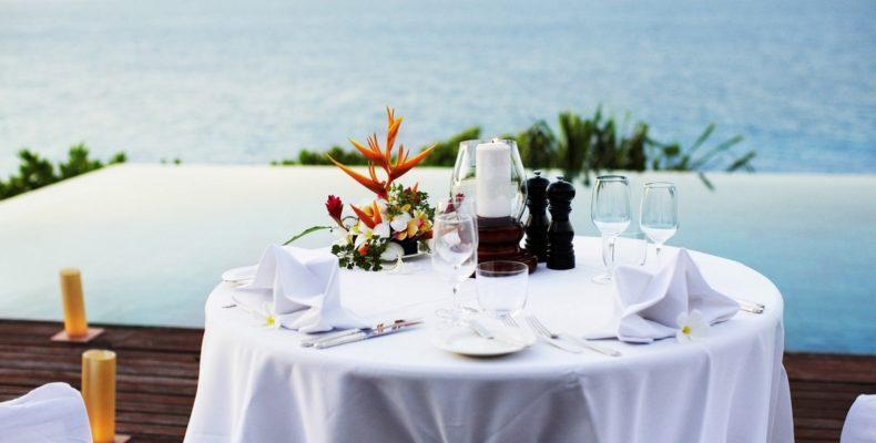свадьба Fregate Island 9