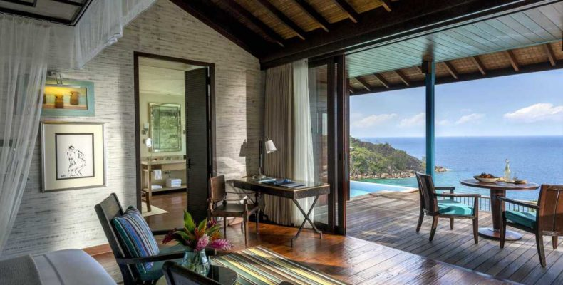 Four Seasons Seychelles 1