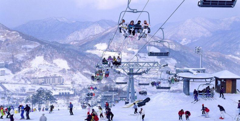 Лыжный фестиваль Inter Ski 1