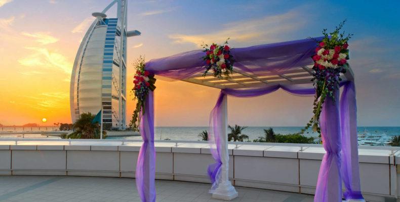 Свадьба Jumeirah Beach Hotel 2