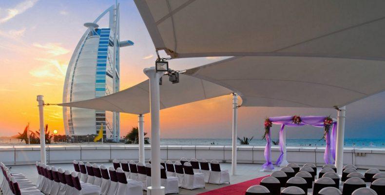 Свадьба Jumeirah Beach Hotel 3