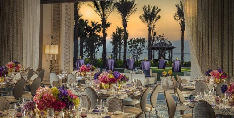 Свадьба Jumeirah Beach Hotel 6