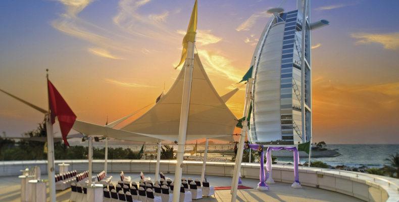 Свадьба Jumeirah Beach Hotel 7