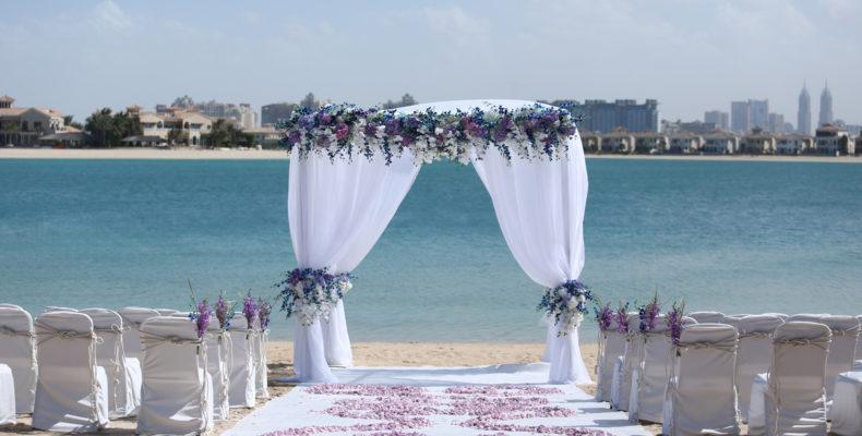 Свадьба Jumeirah Beach Hotel 9