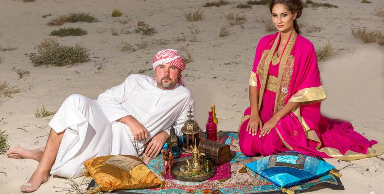 свадьба в пустыне дубаи 5