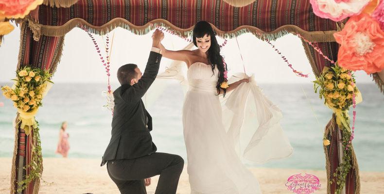 свадьба в пустыне дубаи 7