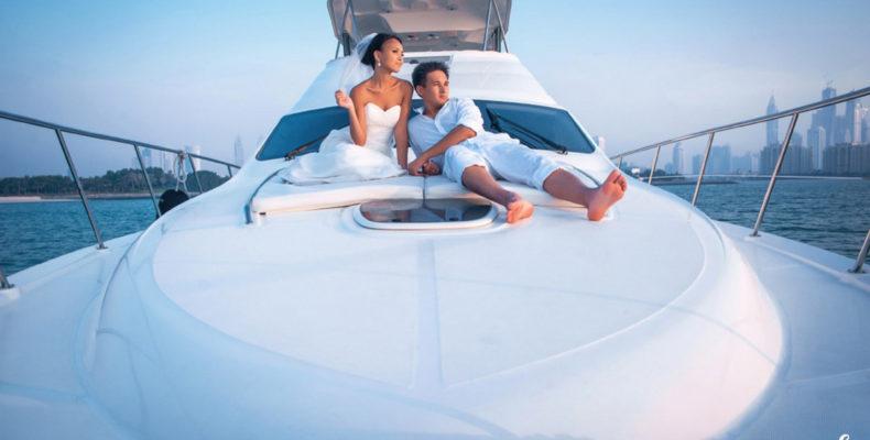 свадьба яхта дубай 3