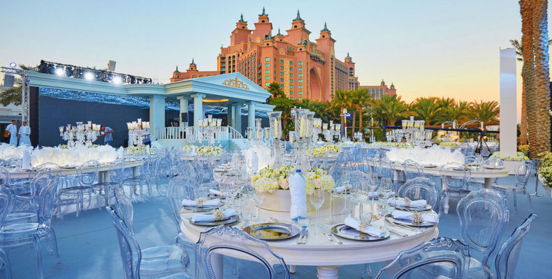 свадьба Atlantis The Palm 5