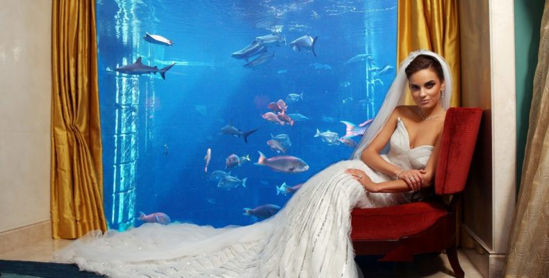 свадьба Atlantis The Palm 6