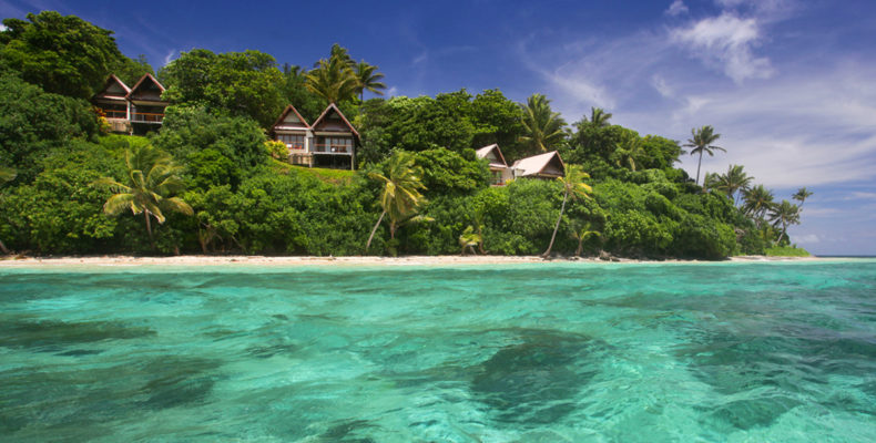 Images from Royal Davui Island Resort in Fiji.