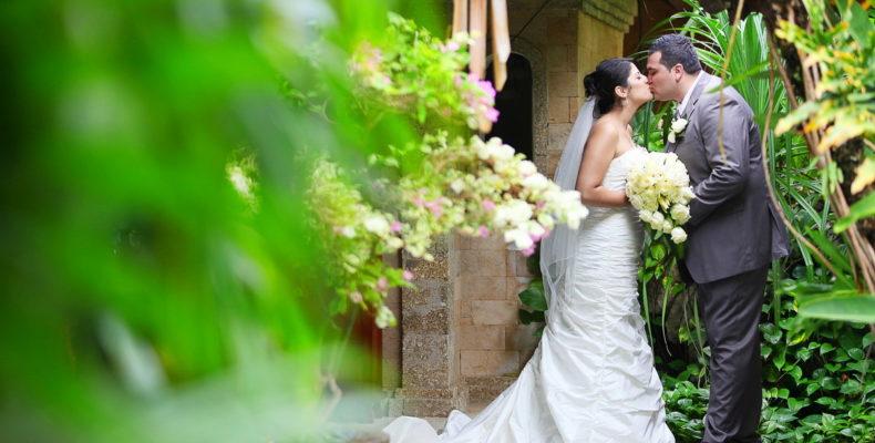 Свадьба на Сентозе 1
