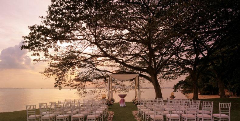 Свадьба на Сентозе 2