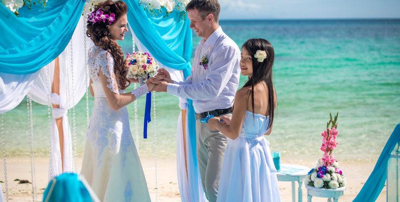 Свадьба на Филиппинах 11