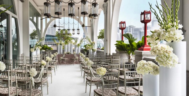 Fullerton Bay Hotel Singapore 1