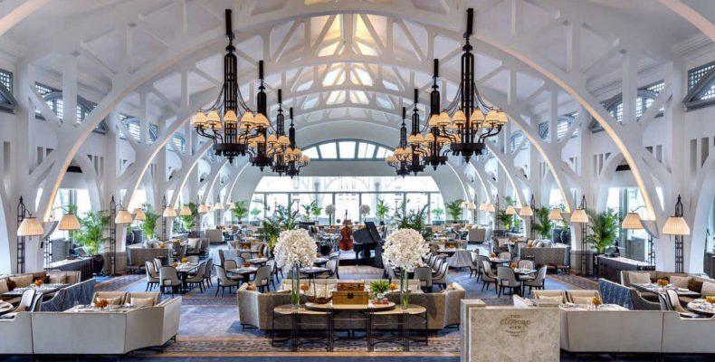 Fullerton Bay Hotel Singapore 2