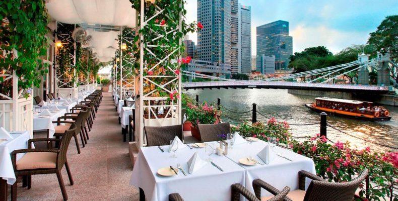 Fullerton Bay Hotel Singapore 4