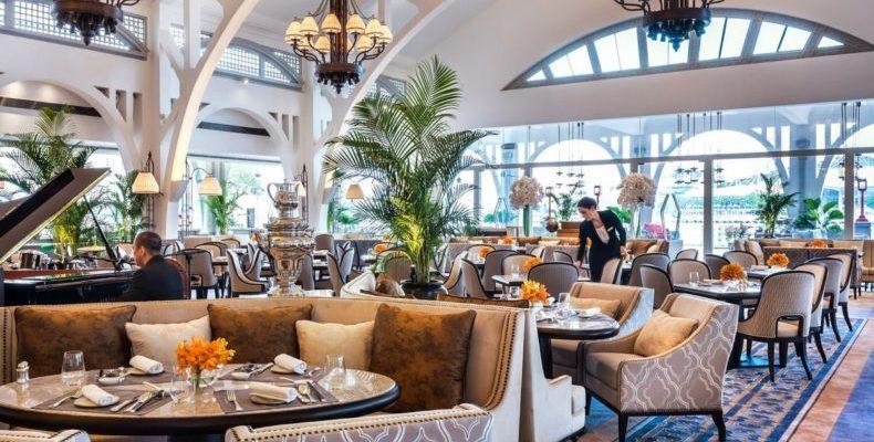 Fullerton Bay Hotel Singapore 6