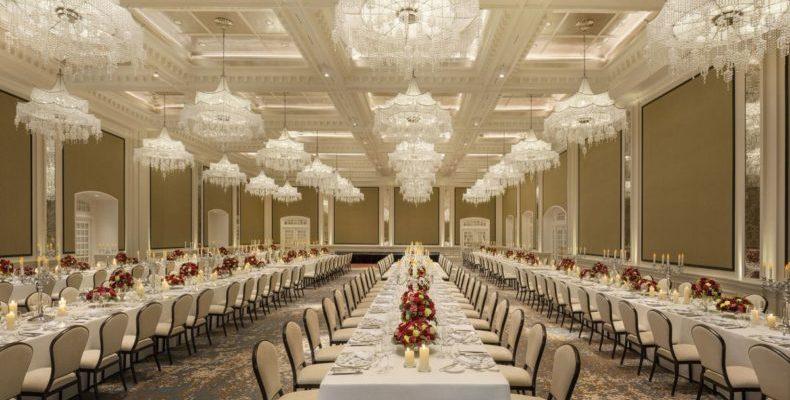 Raffles Hotel Singapore wedding 5