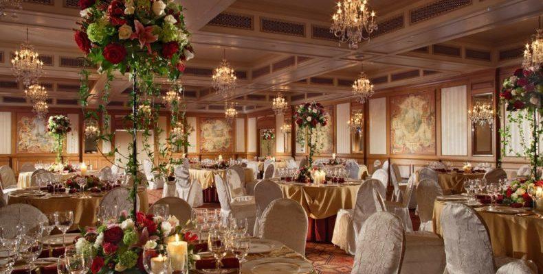 Raffles Hotel Singapore wedding 8