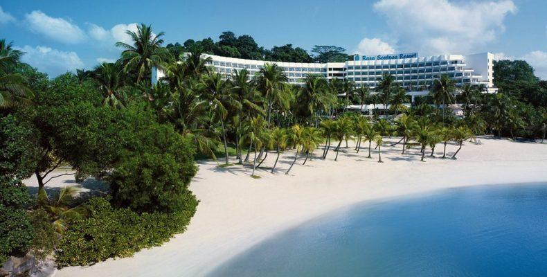 Shangri-La's Rasa Sentosa Resort & Spa 1