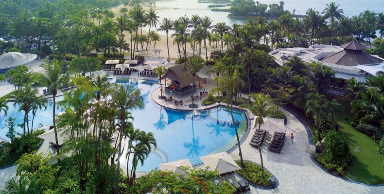 Shangri-La's Rasa Sentosa Resort & Spa 3