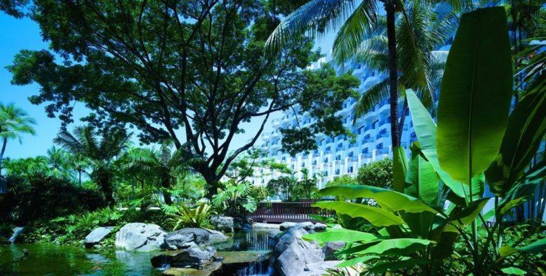 Shangri-La's Rasa Sentosa Resort & Spa 4
