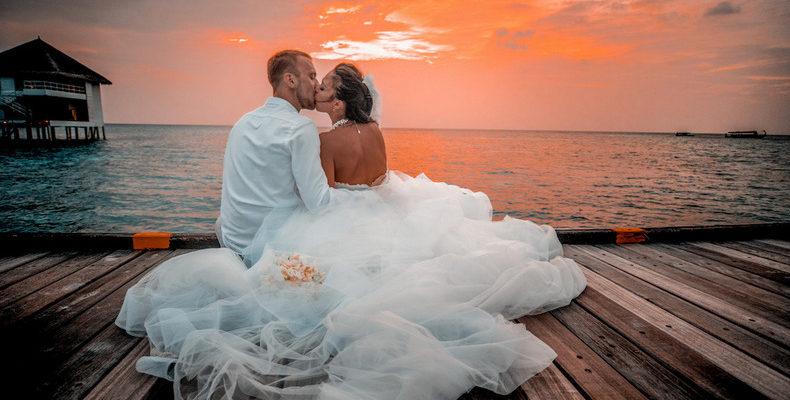 Свадьба на мальдивах 13