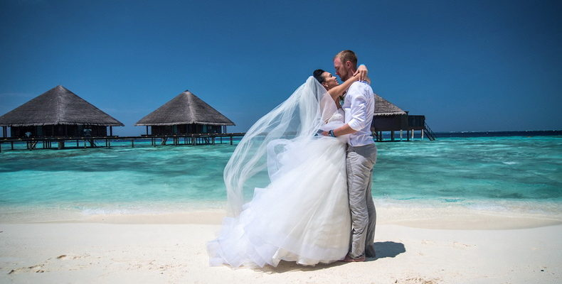 Свадьба на мальдивах 14