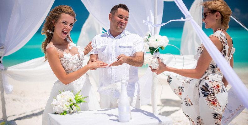 Свадьба на мальдивах 16