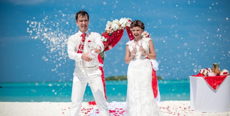 Свадьба на мальдивах 9
