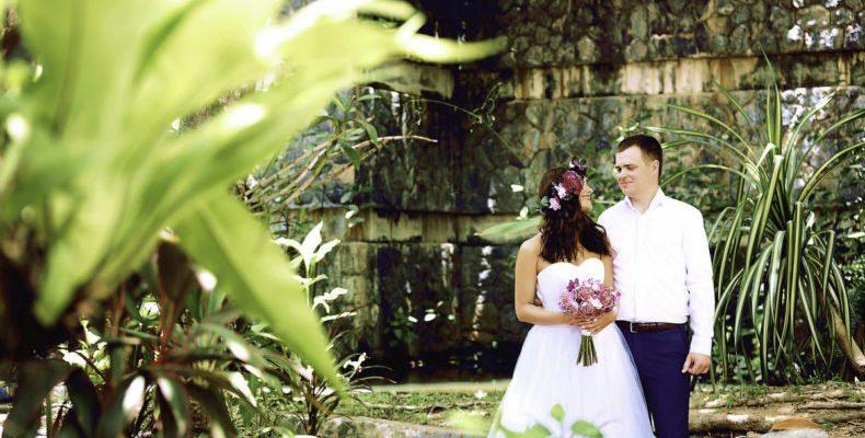 Свадьб на Самуи 1