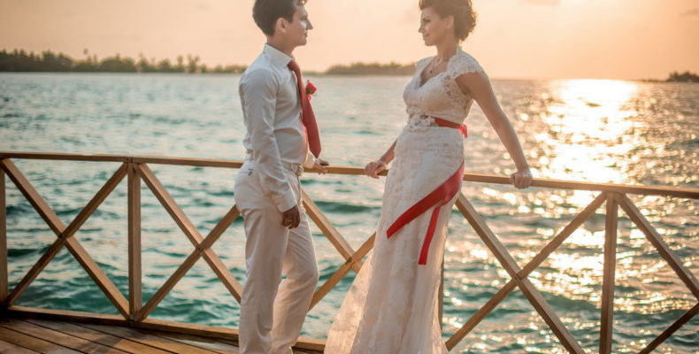 Свадьба на мальдивах 12
