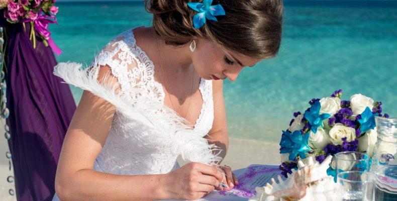 Свадьба на мальдивах 2