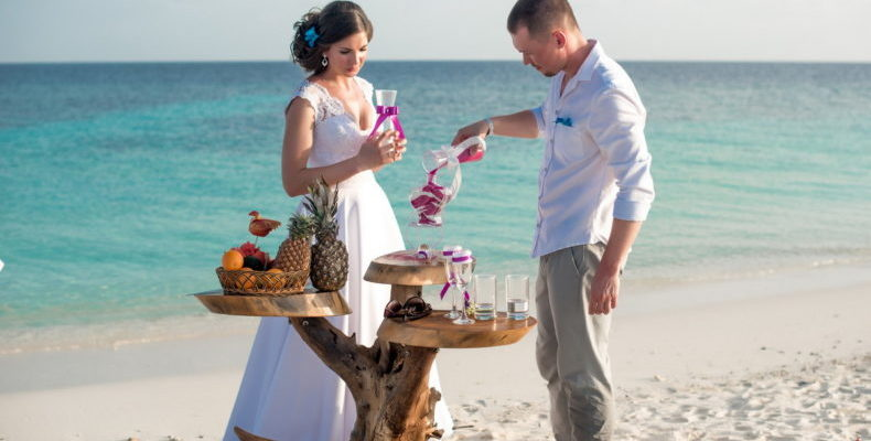 Свадьба на мальдивах 5