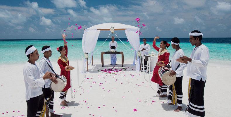 Baros Resort wedding 1