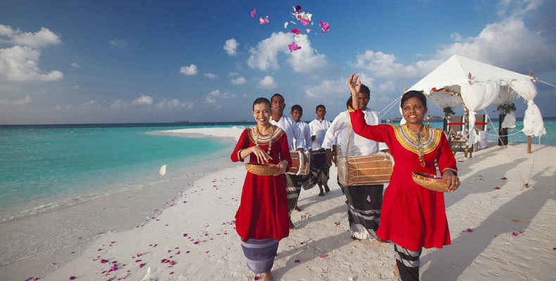 Baros Resort wedding 2