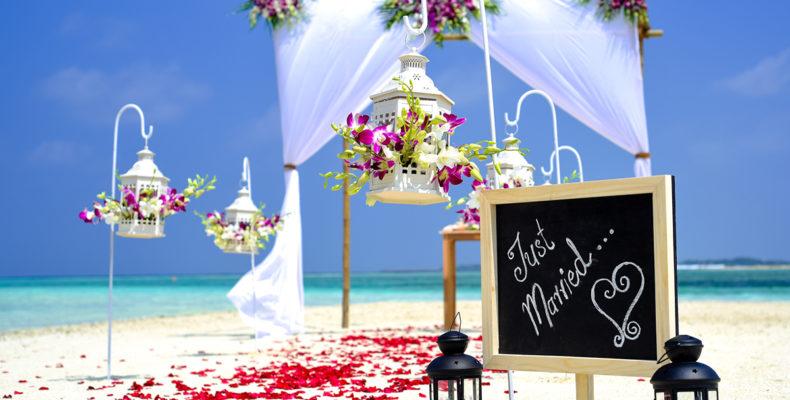 Baros Resort wedding