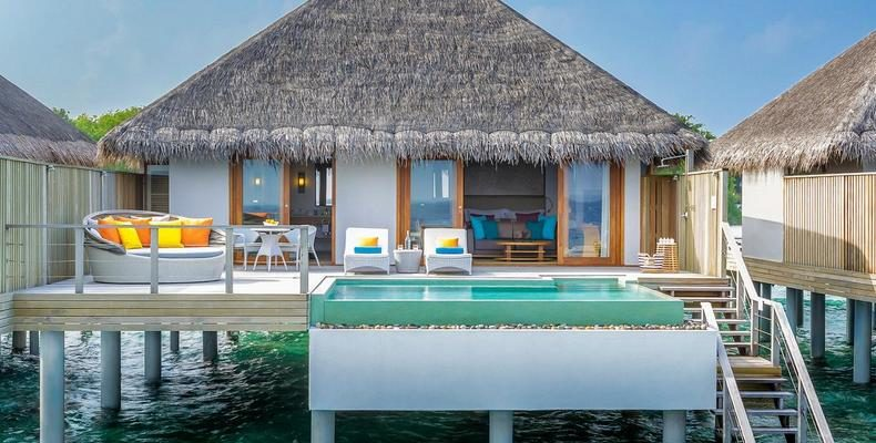 Dusit Thani Maldives wedding 8