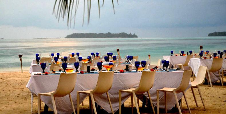 Holiday Inn Resort Kandooma wedding 6